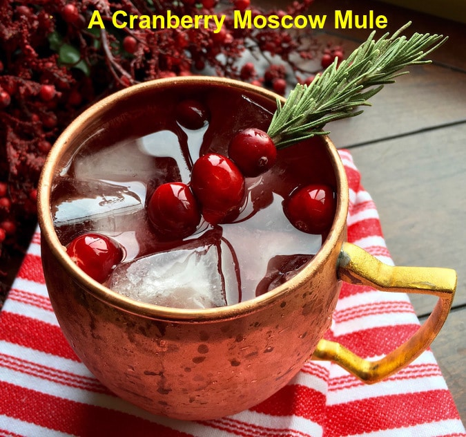 A Moscow Mule This Holiday Season