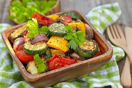 Delicious Grilled Veggies