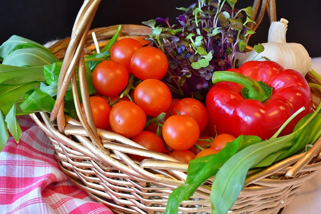 Gardening And Healthy Eating