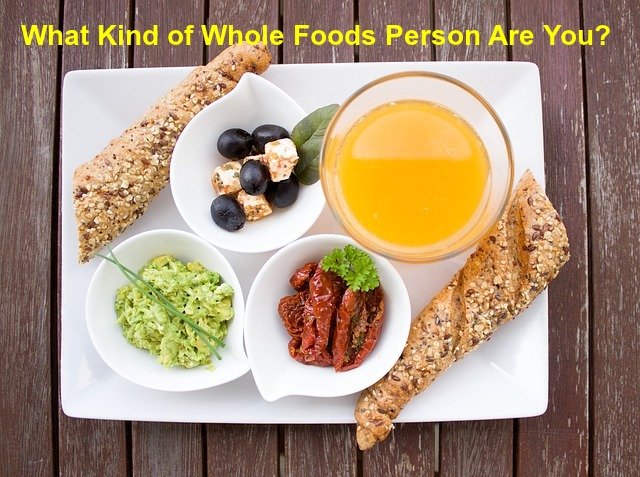 What Kind of Whole Foods Person Are You?