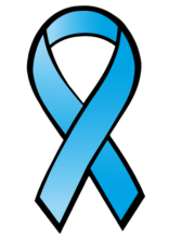 Male Cancer Ribbon