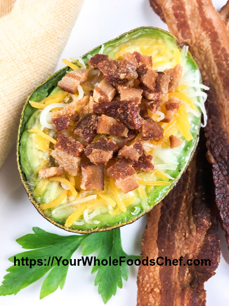 How To Make Avocado Baked Eggs