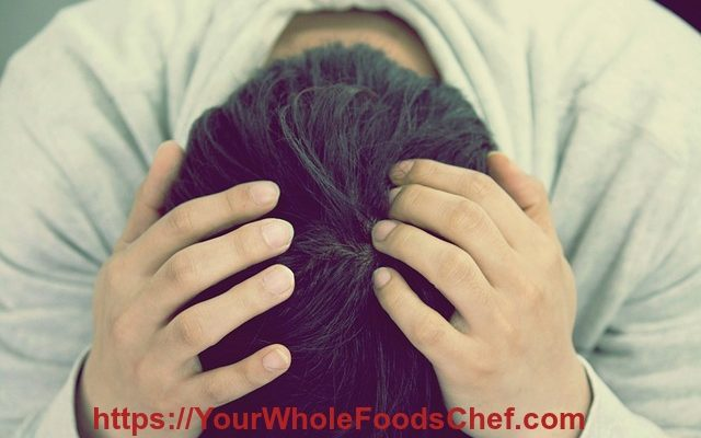 Mens Health and Food – Male Anxiety