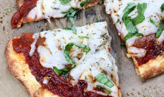 How to Make Keto Pepperoni Pizza The Family Loves