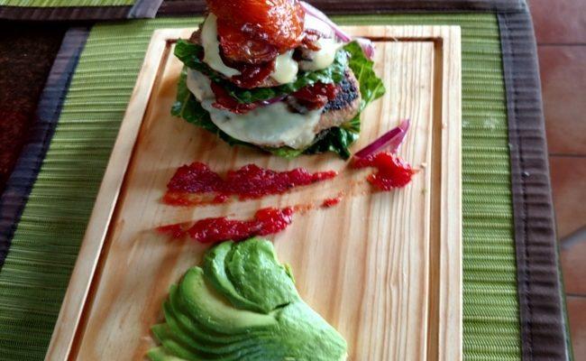 Master Keto Burger
